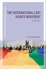 The International Lgbt Rights Movement af Laura A Belmonte