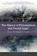 The History of Philosophical and Formal Logic