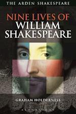 Nine Lives of William Shakespeare af Graham Holderness