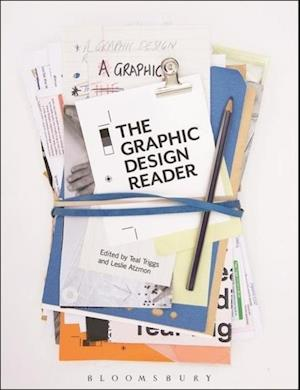 Bog, paperback The Graphic Design Reader af Teal Triggs