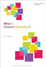What Is Cultural Translation? (Bloomsbury Advances in Translation)