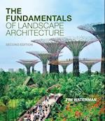 The Fundamentals of Landscape Architecture af Tim Waterman
