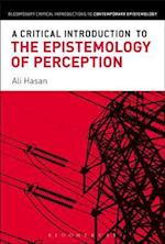 Critical Introduction to the Epistemology of Perception (Bloomsbury Critical Introductions to Contemporary Epistemology)