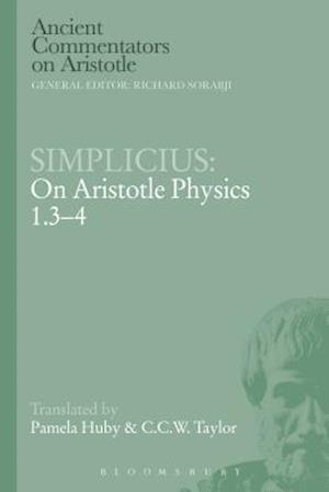 Simplicius: On Aristotle Physics 1.3-4