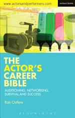 The Actor's Career Bible (RADA Guides)