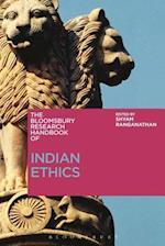 Bloomsbury Research Handbook of Indian Ethics (Bloomsbury Research Handbooks in Asian Philosophy)