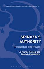 Spinoza's Authority Volume I (Bloomsbury Studies in Continental Philosophy)