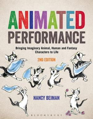 Animated Performance af Nancy Beiman