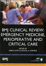 BMJ Clinical Review: Emergency Medicine, Perioperative & Critical Care (BMJ Clinical Review Series)