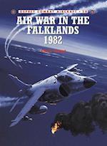 Air War in the Falklands 1982 af Chris Chant