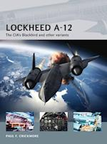Lockheed A-12 af Paul Crickmore