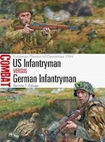 US Infantryman vs German Infantryman (Combat, nr. 15)