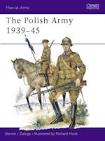 Polish Army 1939 45 af Steven Zaloga