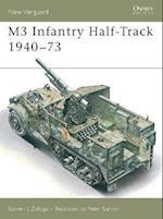 M3 Infantry Half-Track 1940 73 af Steven Zaloga