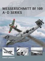 Messerschmitt Bf 109 A-D series (Air Vanguard, nr. 18)