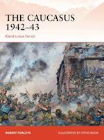 The Caucasus 1942-43
