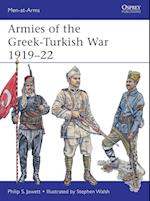Armies of the Greek-Turkish War 1919-22 af Philip S. Jowett