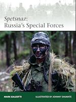 Spetsnaz: Russia's Special Forces af Mark Galeotti