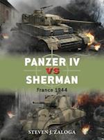 Panzer Iv vs Sherman af Steven J. Zaloga