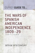 Wars of Spanish American Independence 1809 29