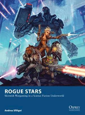 Bog, paperback Rogue Stars af Andrea Sfiligoi