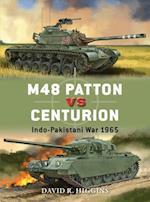 M48 Patton vs Centurion (Duel, nr. 71)