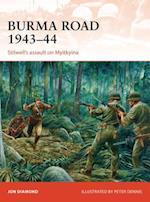 Burma Road 1943-44 af Jon Diamond