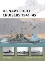 US Navy Light Cruisers 1941-45