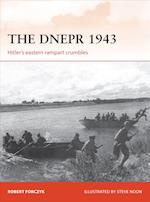 The Dnepr 1943 af Robert Forczyk