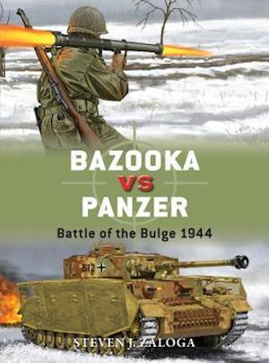 Bog, paperback Bazooka vs Panzer af Steven Zaloga