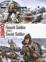 Finnish Soldier vs Soviet Soldier af David Campbell