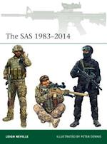 The SAS 1983-2014 (Elite, nr. 211)