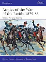 Armies of the War of the Pacific 1879-83 (Men-At-Arms, nr. 504)