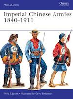 Imperial Chinese Armies 1840-1911 af Philip S. Jowett