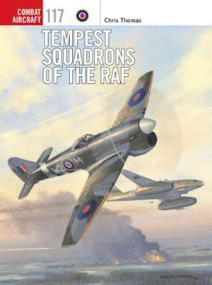 Tempest Squadrons of the RAF