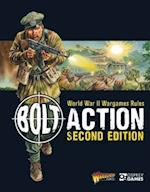 Bolt Action: World War II Wargames Rules af Warlord Games