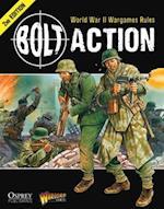 Bolt Action: World War II Wargames Rules (Bolt Action)