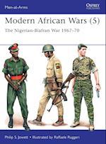 Modern African Wars 5 af Philip S. Jowett