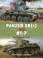 Panzer 38(t) Vs BT-7 af Steven J. Zaloga