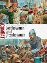 Longbowman vs Crossbowman (Combat, nr. 24)