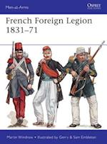 French Foreign Legion 1831-71 (Men-At-Arms)