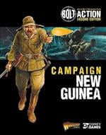 Bolt Action: Campaign: New Guinea af Warlord Games