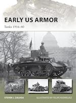 Early US Armor (New Vanguard)