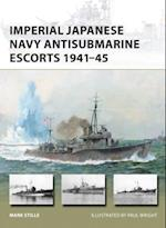 Imperial Japanese Navy Antisubmarine Escorts 1941-45 (New Vanguard, nr. 248)