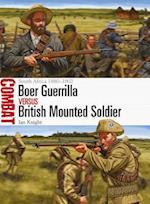 Boer Guerrilla vs British Mounted Soldier (Combat, nr. 26)