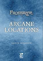 Frostgrave: Arcane Locations (Frostgrave)