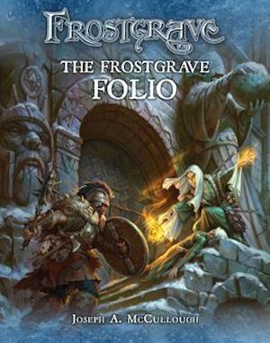 Bog paperback Frostgrave: The Frostgrave Folio af Joseph A. McCullough