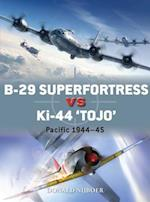 B-29 Superfortress vs Ki-44 'Tojo' (Duel, nr. 82)