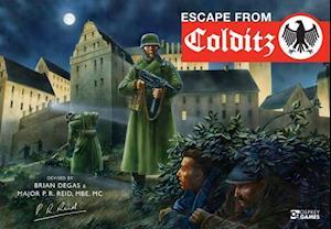 Bog, ukendt format Escape from Colditz af Pat Reid