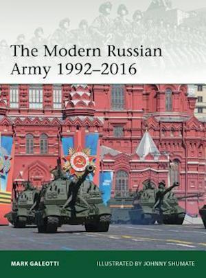 Bog, paperback The Modern Russian Army 1992-2016 af Mark Galeotti